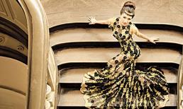 Hoàng Y Nhung đẹp lãng mạn với váy dạ hội