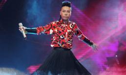 Sốc: Giải nhất Sao Mai diện váy xòe nhún nhảy hát ru