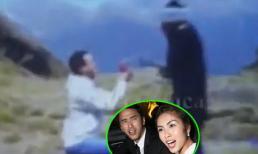 Clip: Gần 1.000 người ngồi xem Louis cầu hôn Hà Tăng trên đỉnh núi ở New Zealand
