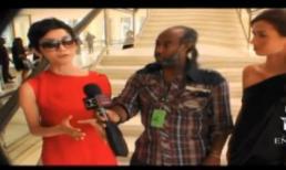 Xuân Lan lên tiếng về việc lắp bắp trước phóng viên nước ngoài