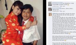Chi Pu bức xúc vì ảnh chụp với bố bị comment thô tục