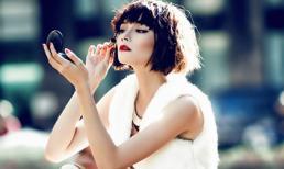 Hoàng Oanh Next Top Model rạng rỡ với mùa đông phương Nam
