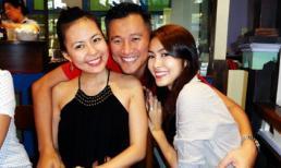 Xuất hiện ảnh Hà Tăng vui vẻ cùng bạn bè tại Phillipines