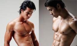 Những người mẫu nam có thân hình đẹp nhất showbiz Việt