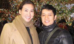 HH Dương Mỹ Linh đón Giáng sinh cùng người yêu trên đất Mỹ