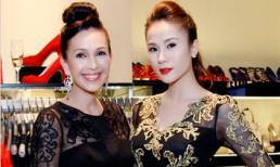 Thái Hà khoe dáng bên người đẹp không tuổi – Diễm My