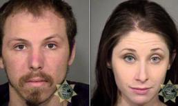 Cặp đôi bị bắt giam vì trò yêu quái dị