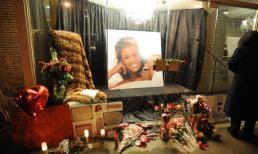 Tang lễ của Whitney Houston tràn ngập trong nước mắt