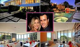 Ngắm nhà triệu đô của các cặp đôi Hollywood