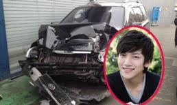 Diễn viên 'Cười lên, Dong Hae' bị tai nạn giao thông nghiêm trọng