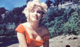 Ảnh mới khoe gò bồng đảo đẹp hiếm hoi của Marilyn Monroe