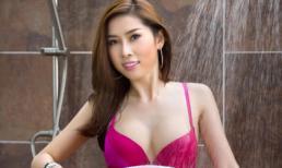 Thanh Hồng có thể chiếm danh hiệu 'nữ hoàng nội y' của Ngọc Trinh?