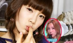 Taeyeon (SNSD) lao đao vì tin đồn 'dao kéo'