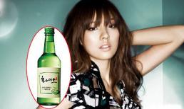 Lee Hyori thú nhận uống rượu như thay nước lọc!
