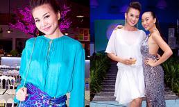 Thanh Hằng diện váy 100 triệu