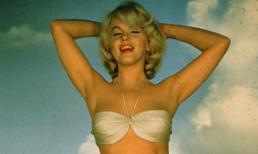 Marilyn Monroe chụp ảnh khoe thân vì ghen tỵ