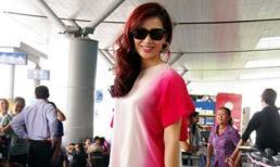Á hậu quý bà Thu Hương sang Malaysia học làm tỷ phú