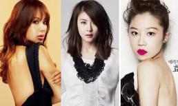 Top 10 mỹ nữ đẹp nhất màn ảnh Hàn Quốc 2012