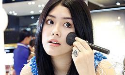 Chân dài 1m84 Huỳnh Tiên xinh đẹp như công chúa