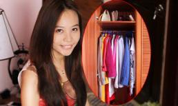 'Soi' tủ đồ hàng hiệu của Đàm Thu Trang