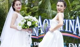 Thái Hà, Hồng Quế đẹp lộng lẫy trong vai trò nàng dâu