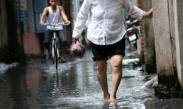Đường 'siêu' ô nhiễm ở Hà Nội