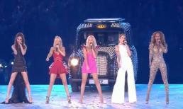 Spice Girls tái hợp bốc lửa trong lễ bế mạc Olympic 2012