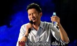 Vietnam Idol 2012 Tập 1: Huy Khánh làm nản lòng Ban Giám Khảo