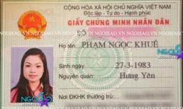 Tủ hồ sơ sao Việt (P8): Ngọc Khuê