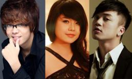 Thái Trinh kết hợp cùng 2 hoàng tử The Voice