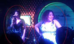 Lộ clip Siu Black bị thí sinh The Voice giành hát