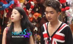 Bắt gặp cậu em Quang Hà hẹn hò cùng hotgirl Phương Suri