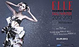 """""""Nóng"""" cùng Elle Fashion Show Thu Đông 2012 - 2013"""