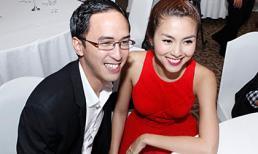 Vợ chồng Tăng Thanh Hà, Louis Nguyễn quấn quít cùng nhau dự sự kiện