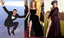 Những bức ảnh chế hài nhất của sao Hollywood 2012