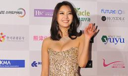 """Cựu hoa hậu Hàn Quốc """"bức tử"""" vòng một"""
