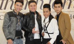 Dàn Sao Mai xôm tụ mừng Quán quân Thanh Tâm ra mắt album