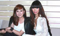 Những cặp người mẫu - nhà thiết kế 'dính nhau như sam'