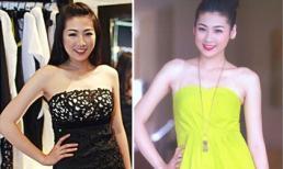 Sao nữ nào sở hữu bờ vai thô nhất showbiz Việt?