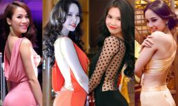 4 mỹ nữ mê khoe vòng 3 của showbiz Việt