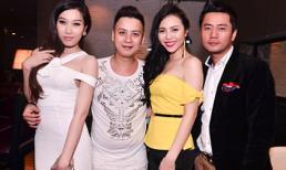 Dàn sao tấp nập dự tiệc sinh nhật Văn Thành Công