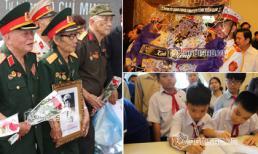 Hình ảnh trang nghiêm và xúc động trong lễ viếng Đại tướng Võ Nguyên Giáp