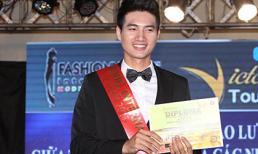 """Duy Linh đạt giải siêu mẫu """"Models and Talent 2013"""""""