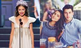 Hoa hậu Hoàn Vũ 2012 đã mang bầu 6 tuần với Nick Jonas?