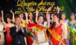 Phạm Thị Thu Hoài – Chủ nhân hoa khôi Sư Phạm 2013