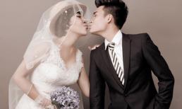 Ca sĩ chuyển giới Lê Duy tung ảnh cưới cực lãng mạn