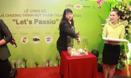 """Passio Coffee - Lễ bốc thăm trúng thưởng chương trình """"Let's Passio"""""""