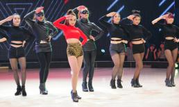 Yến Trang sexy nhảy bốc lửa cùng 20 vũ công
