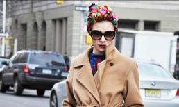 7 cách tận dụng khăn quàng cực hay cho mùa lạnh