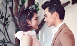 Lộ ảnh cưới lãng mạn của Bảo Trâm Idol và Trung Quân